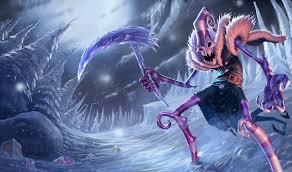 Fiddlesticks, the Harbinger of Doom ...