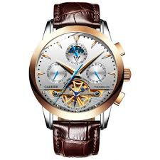 skeleton watches automatic watch winder
