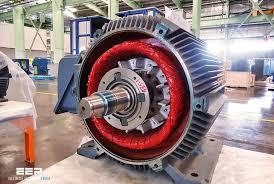 procedure for electric motors