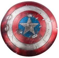 Amazon Com Captain America Civil War Shield Vinyl Sticker Decal Cars Trucks Vans Walls Laptop Automotive