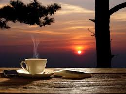 a time to relax and reflect sunrise coffee sunrise photography