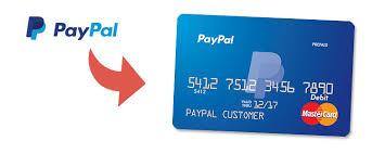 paypal debit card zo werkt het
