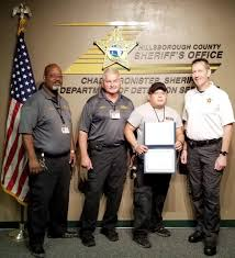 CONGRATS! A big 🎊 congratulations 🎊 to... - Hillsborough County Sheriff's  Office | Facebook