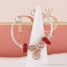 family tree pendant charm bracelets