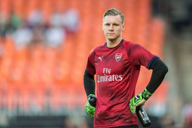 Image result for bernd leno""