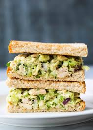 Avocado Tuna Salad Recipe ...