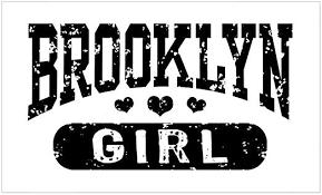 Amazon Com Cafepress Brooklyn Girl Rectangle Bumper Sticker Car Decal Home Kitchen