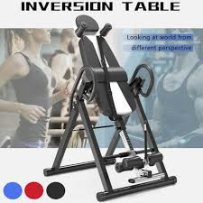 folding inversion table gravity home
