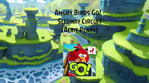 Angry Birds Go! Soundtrack | Seedway Circuit Theme