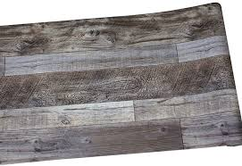 haokhome 5003 weathered faux wood plank
