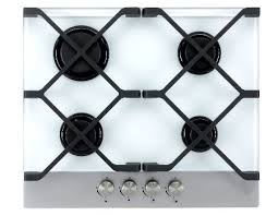 china 60cm built in gas hob white