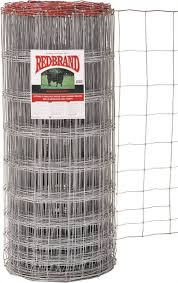 Red Brand 70207 Tradition Field Fence With Square Deal Knot 330 Ft Roll L 47 In H X 12 5 Ga T