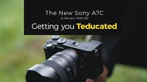 The new Sony A7C In Review - Getting ...