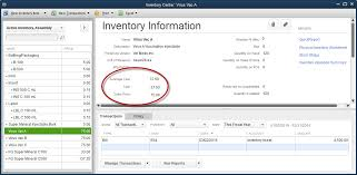 inventory quickbooks enterprise and