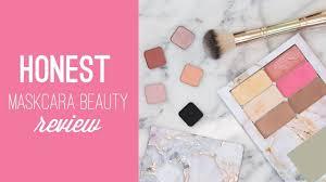 honest maskcara beauty review you