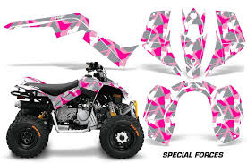 Can Am Quad Graphics Kits Invision Artworks Powersports Graphics