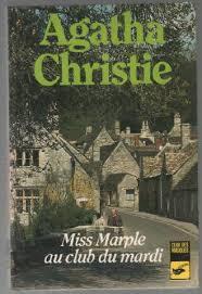 Miss marple au club du mardi par Agatha Christie: Librairie des ...
