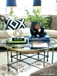 coffee table decoration sharonlea co