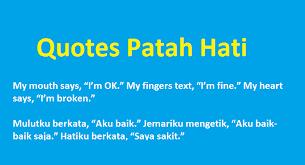 ketahui quote bahasa inggris paling dicari