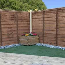Adley 3 X 6 Pressure Treated Lap Fence Panel