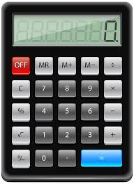 Calculator School Transparent & PNG Clipart Free Download - YWD