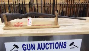Ivan Johnston 12 G.Single Barrel Shotgun - Serial Number 16081 - (Dealer  Tag F676 ) (A Class Firearms Licence Required)