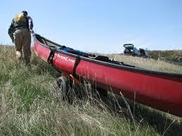 field tested canoe pore wheels