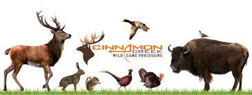 Cinnamon Creek Wild Game Processing - Home   Facebook