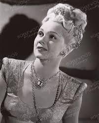 Adele Jergens Glittering Princess 1945   Hollywood Pinups Color Prints