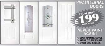 upvc internal doors double glazing