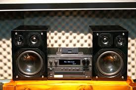 Panasonic PMX9 - Dàn âm thanh mini Hi-Fi nhiều công nghệ mới