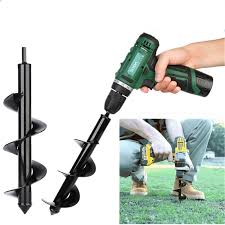 low 1pcs earth auger hole digger