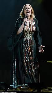 Adele may NEVER tour again 'as she closed her touring firm'   Daily Mail  Online