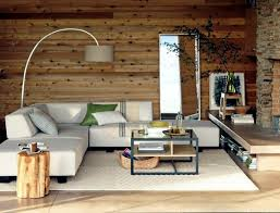 rustic decorating ideas for a living