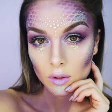 mermaid halloween makeup tutorials