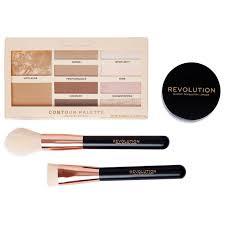 makeup revolution shade contour kit