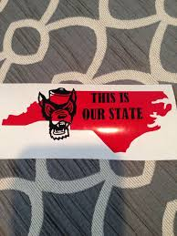 North Carolina State University This Is By Thesouthernbrunette1 Nc State University North Carolina State University Nc State