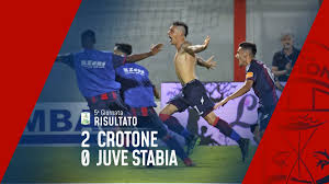 giornata: Crotone vs Juve Stabia ...