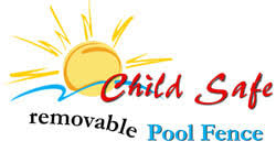 Child Safe Removable Pool Fence Installation In Ontario Cloture Piscine Enfant Secure