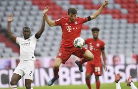 Bundesliga 2020, Bayern Monaco-Fortuna Dusseldorf 5-0: doppietta ...