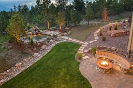 Back Yard Landscaping Ideas Creative Design Landscapes