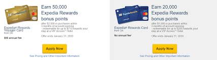 citi expedia credit card offers