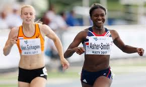 Dina Asher-Smith: from park runner to world-beating superstar | Sport | The  Guardian