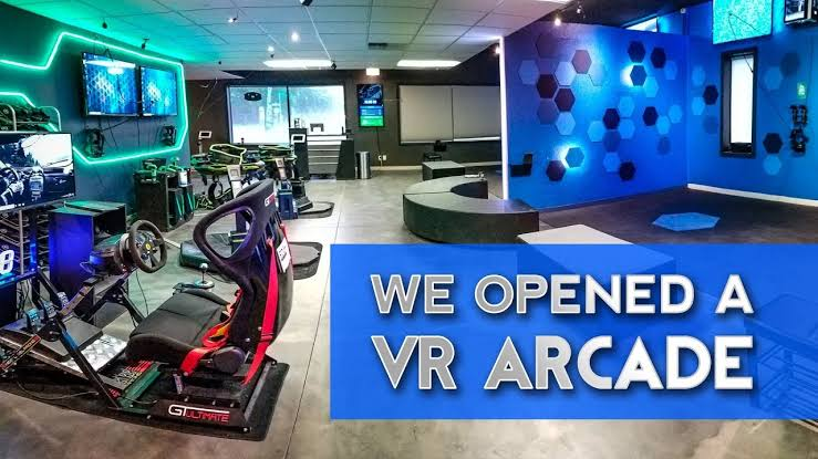 Image result for VR Arcade""