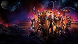 marvel avengers infinity wars wallpaper
