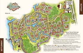 fort wilderness map darartesphb