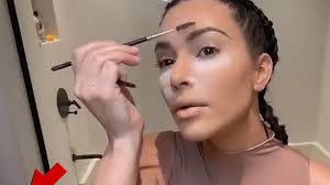 kim kardashian can t do makeup tutorial