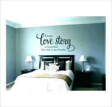 bedroom wall ideas for art decor