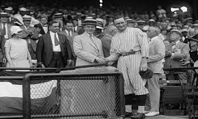 Walter Johnson reaches 129 – The Pitch