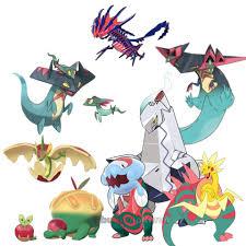 Những pokemon mang hệ Rồng trong Gen 8... - Pokémon Anime VN - Bửu ...